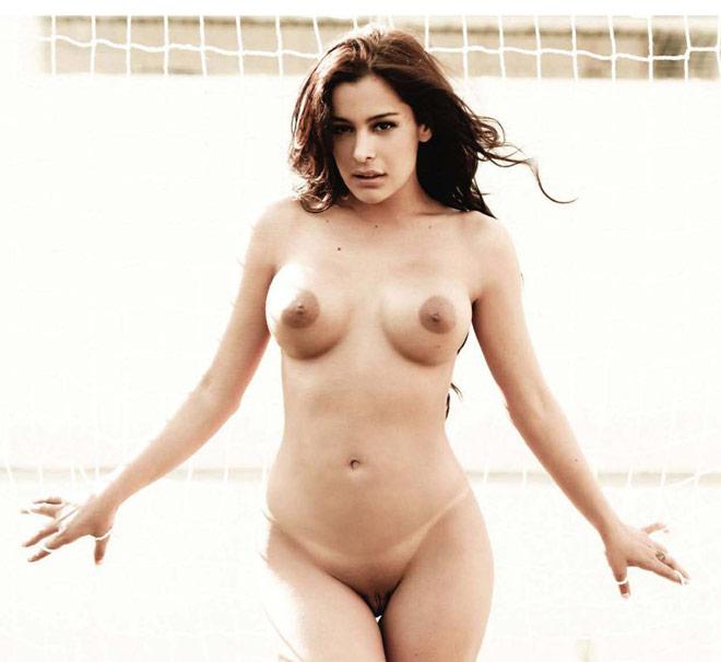 "Larissa Riquelme ""detras de camaras"" Playboy"