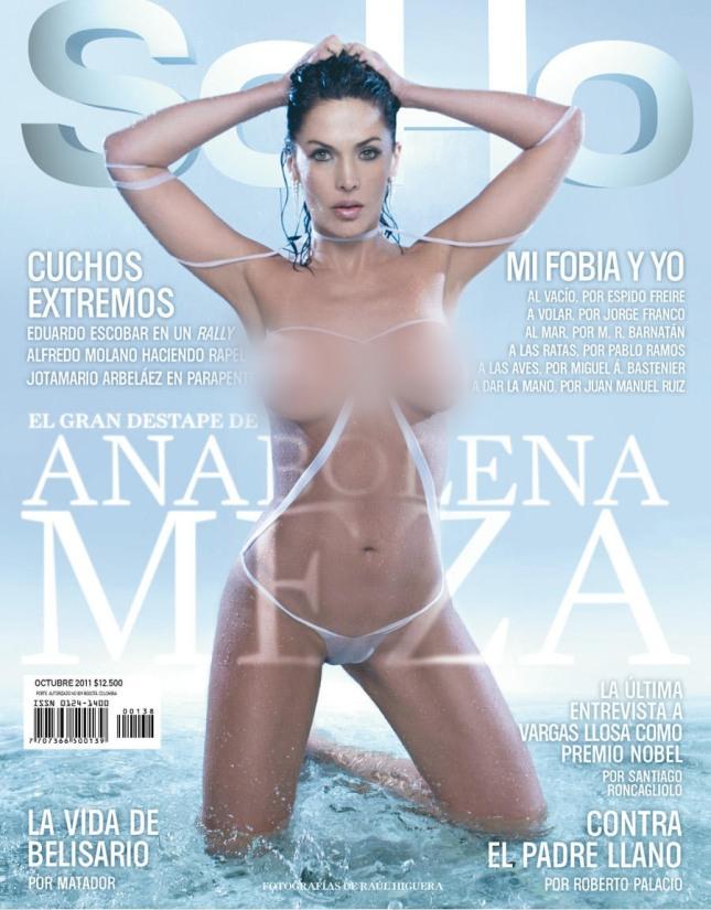 Ana Bolena Meza Soho Octubre 2011