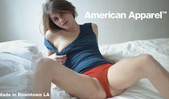 American Apparel Body Porn Pic