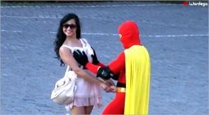 Boobsman el nuevo super héroe