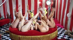 El circo en la ciudad
