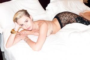 Miley Cyrus y Fotos Filtradas de Paper Magazine Summer 2018