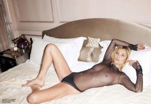 Kate Moss desnuda por Terry Richardson