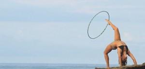 Yoga + Hula Hoop