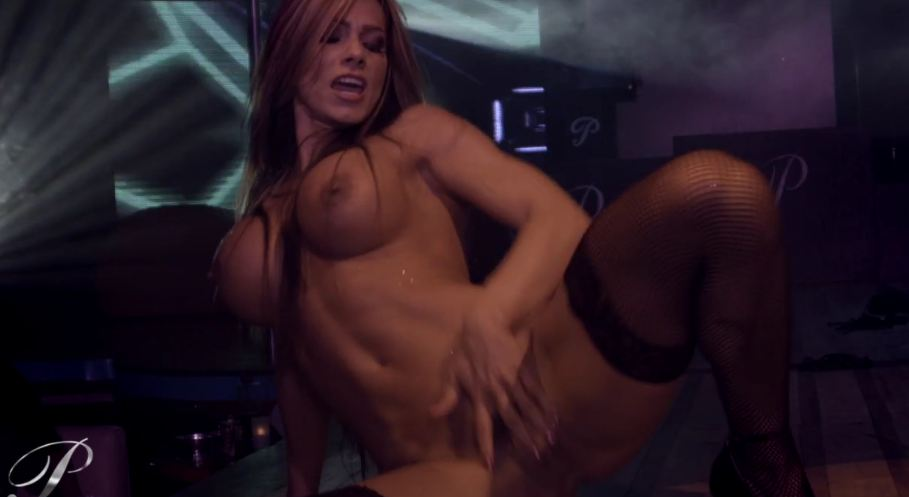 Esperanza Gómez de stripper en chile