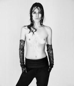 Keira Knightley en topless para interview