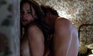 Ruth Wilson desnuda en The Affair