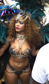 Rihanna super hot en barbados