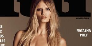 12 modelos desnudas en Liu Magazine