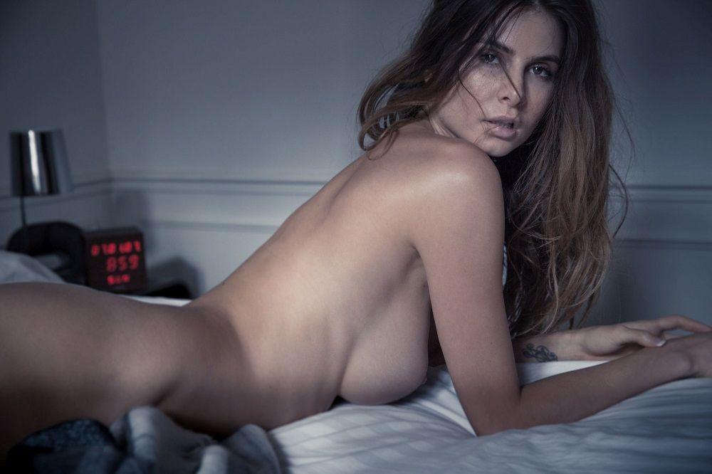 Alexandra Adi Nude Ass Pussy