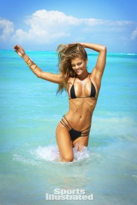Nina Agdal para Sports Illustrated Swimsuit 2016
