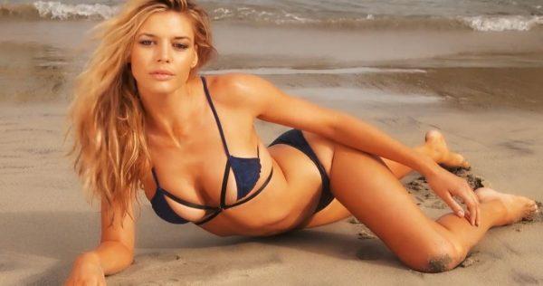 Kelly Rohrbach pillada en Topless
