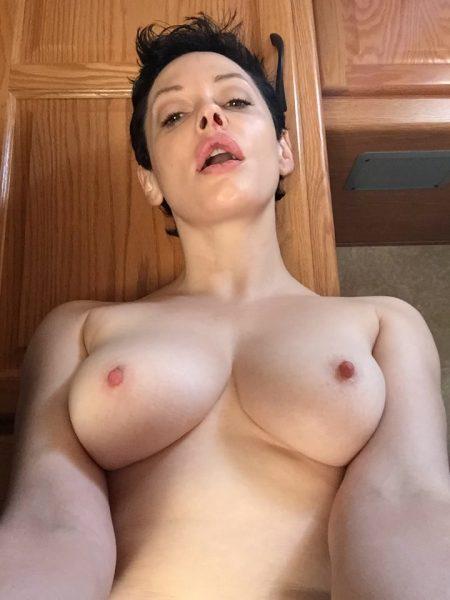 Rose McGowan y sus fotos sexuales