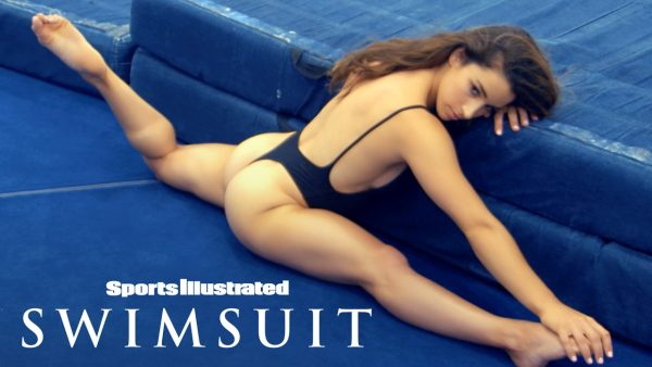 Aly Raisman sexy para Sports Illustrated Swimsuit 2017
