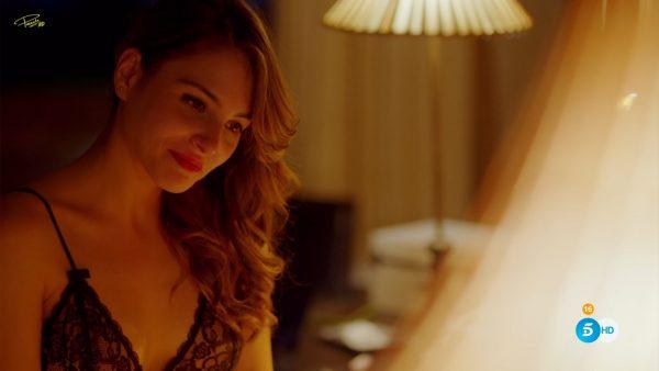Andrea Duro Desnuda en 'Perdoname Señor'
