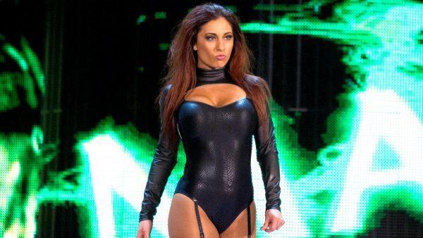 Maxine (WWE) Desnuda Fappening 2017