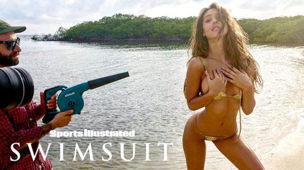 Alexis Ren y su debut en Sports Illustrated