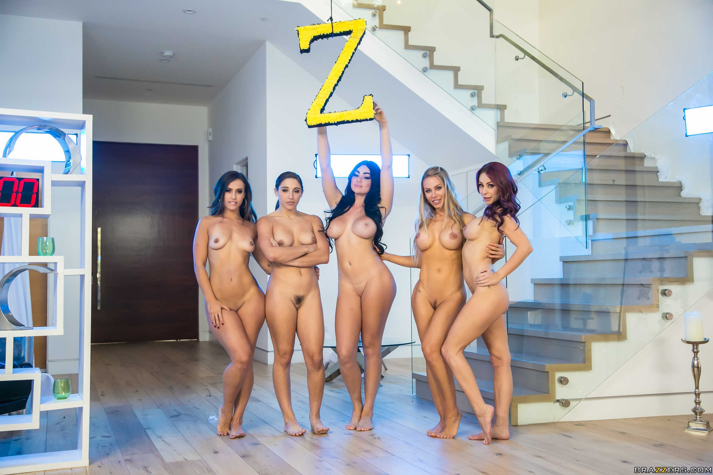 Brazzers house final