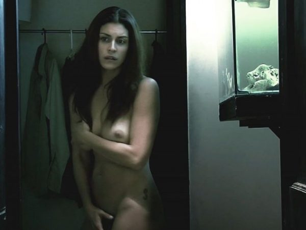 Andrea Montenegro Desnuda En Volver A Morir