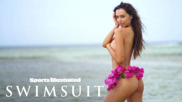 Alexis Ren y su debut para el Sports Illustrated Swimsuit 2018