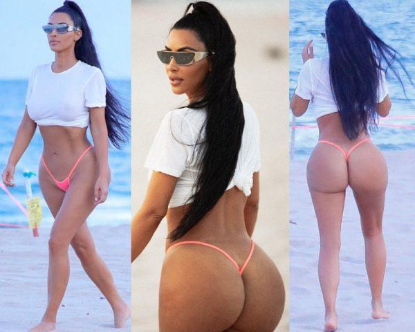El Gran Culo de Kim Kardashian