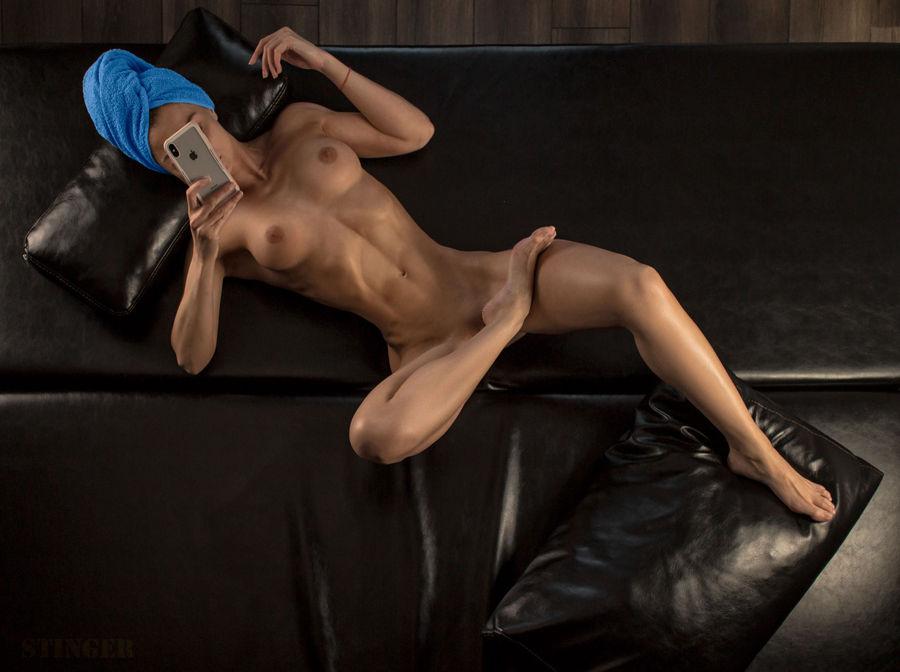 La Fotografía Erotica de Viktor Stinger