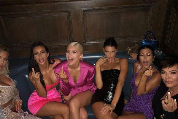 El Desnudo Integral de Kylie Jenner