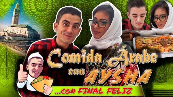 Jordi El Niño Polla se Folla a Aysha
