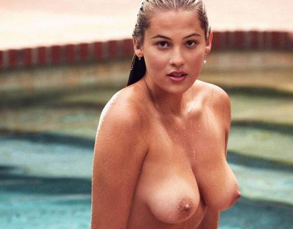 Megan Moore desnuda posando para Playboy