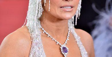 Jennifer Lopez Sexy en Met Gala 2019
