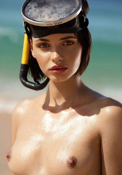 Natalia Udovenko Desnuda para Playboy