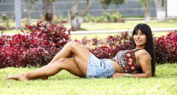 Stephanie Orue Desnuda y Follando en «La Vigilia»