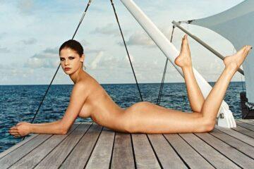 Lisa Tomaschewsky desnuda en Playboy