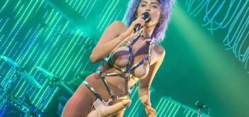 Miley estas loca!!
