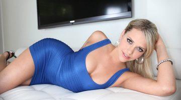 Mia Malkova novia de una noche