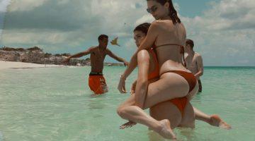 Kendall y Kylie Jenner en Bikini